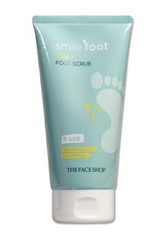Скраб для ног с AHA-кислотами Smile Foot AHA Plus Foot Scrub