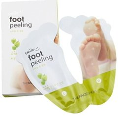 Пилинг-маска  для ног The Face Shop Smile Foot Peeling Mask