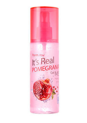 Антиоксидантний гель-міст з екстрактом граната FARM STAY It's Real Gel Mist